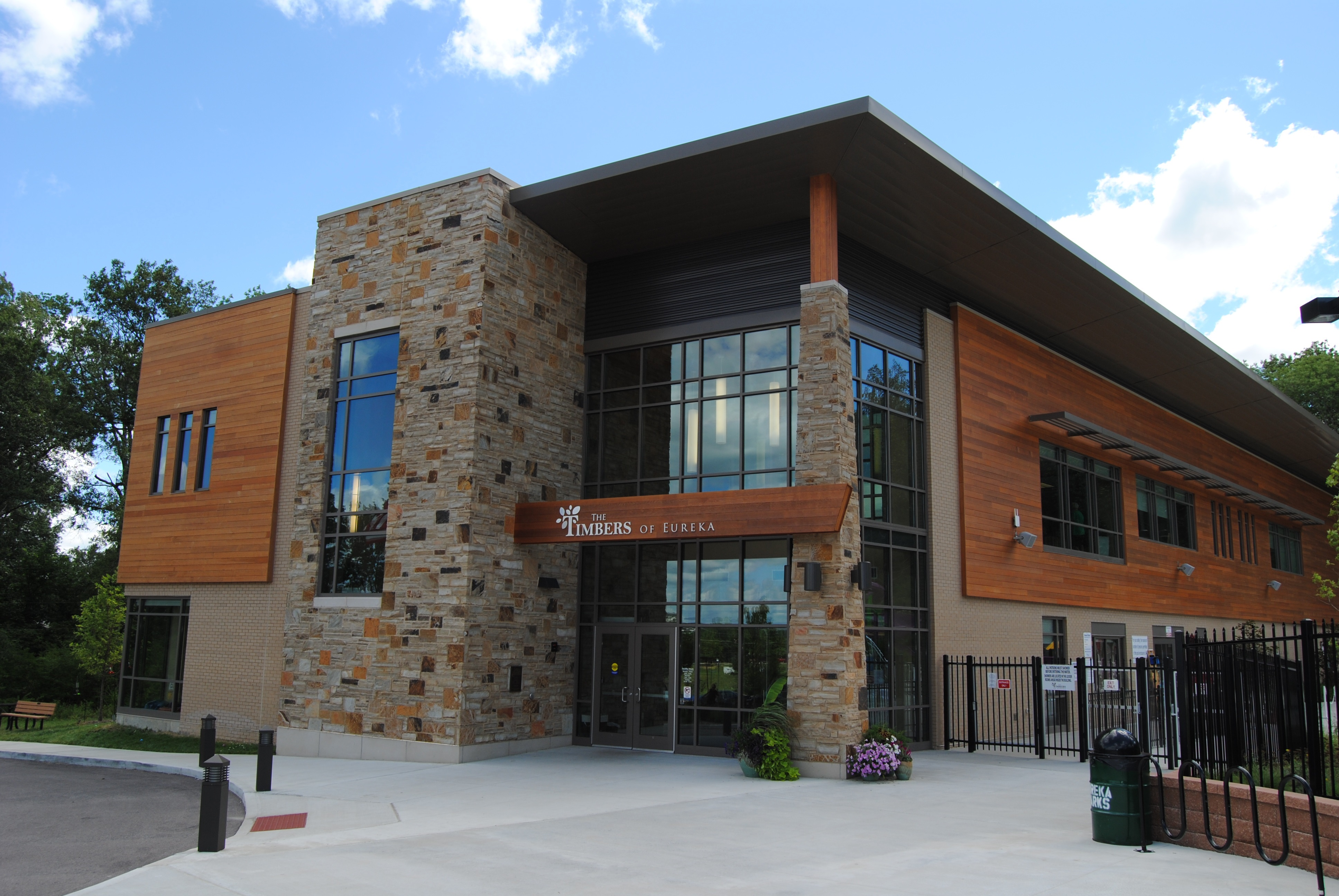 The Timbers of Eureka Recreation Center Building