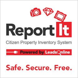 Report It - Citizen Property Inventory System